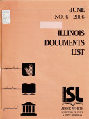 Illinois Documents List Book