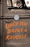 Once You Break a Knuckle Pdf/ePub eBook