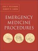 Emergency Medicine Procedures Book
