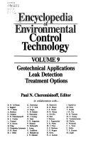 Geotechnical Applications  Leak Detection  Treatment Options
