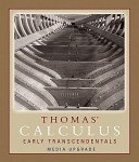 Thomas  Calculus  Early Transcendentals  Media Upgrade   Mymathlab Mystatlab Student Access Kit   Addison wesley s Calculus Review  Part Two Book