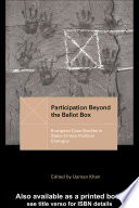 Participation Beyond the Ballot Box