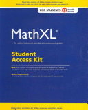 MathXL 12 Month Student Access Code
