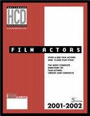 Film Actors Directory