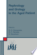 Nephrology And Urology In The Aged Patient Book PDF