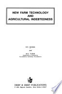 New Farm Technology And Agricultural Indebtedness