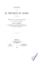 tude sur la physique du globe  Ph  nom  nes atmosph  riques  faisant suite    l Origine des   toiles filantes