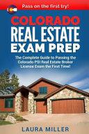 Colorado Real Estate Exam Prep