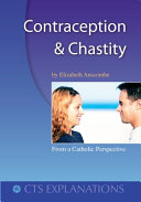 Contraception and Chastity
