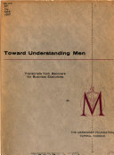 Toward Understanding Men