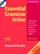 Essential Grammar in Use with Answers and CD-ROM Pack