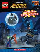 Activity Book #2 with Minifigure (Lego DC Comics Super Heroes)