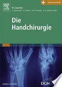 Sauerbier, Die Handchirurgie  , Teil 3