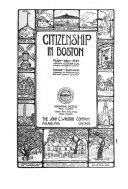 Citizenship in Boston