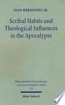 Scribal Habits And Theological Influences In The Apocalypse