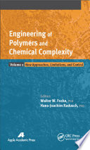 Engineering of Polymers and Chemical Complexity  Volume II Book