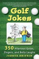 Golf Jokes Book