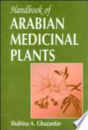 Handbook of Arabian Medicinal Plants