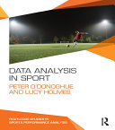 Data Analysis in Sport