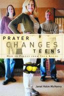 Prayer Changes Teens Book
