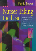 Nurses Taking the Lead Book