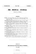 Mie Medical Journal