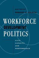 Workforce Development Politics