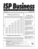 ISP Business News