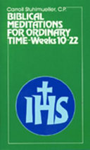 Pdf Biblical Meditations for Ordinary Time