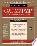CAPM/PMP Project Management Certification All-In-One Exam Guide, Third Edition Pdf/ePub eBook