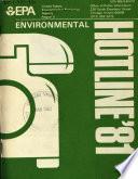 Environmental Hotline