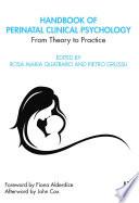 Handbook of Perinatal Clinical Psychology