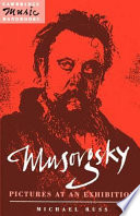 Read Online Musorgsky: Pictures at an Exhibition For Free