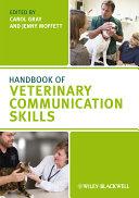 Handbook of Veterinary Communication Skills