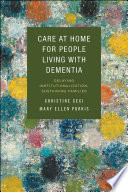 Care at Home for People Living with Dementia