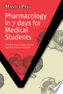 Pharmacology in 7 Days for Medical Students