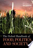 The Oxford Handbook Of Food Politics And Society Book PDF