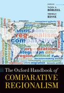 The Oxford Handbook of Comparative Regionalism