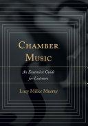Pdf Chamber Music Telecharger