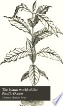 The Island World Of The Pacific Ocean Book PDF
