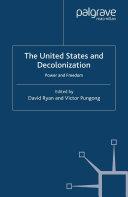 The United States and Decolonization Pdf/ePub eBook