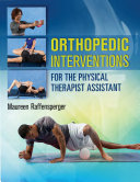 Orthopedic Interventions for the Physical Therapist Assistant [Pdf/ePub] eBook