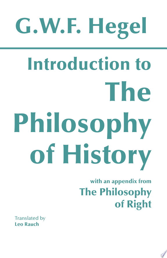 Introduction to The Philosophy of H
