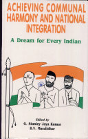 Achieving Communal Harmony and National Integration