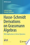 Hasse Schmidt Derivations on Grassmann Algebras