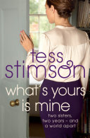 What's Yours is Mine Pdf/ePub eBook