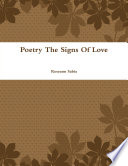 Poetry The Signs Of Love Book PDF