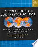 Introduction to Comparative Politics Advanced Placement 3rd Edition