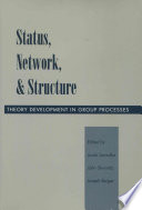 Status Network And Structure Book PDF