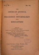 Journal of Religious Psychology, Including Its Anthropological and Sociological Aspects ebook